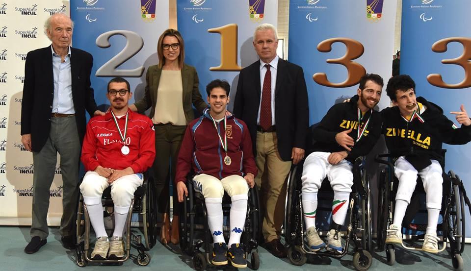 Coppa Italia e 4a Prova Paralimpica   ANCONA